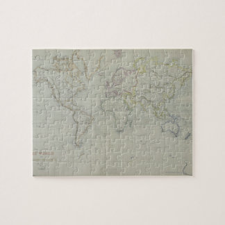 World Map 9 Jigsaw Puzzle