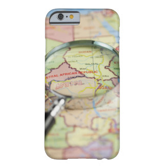 World Map, Africa Barely There iPhone 6 Case