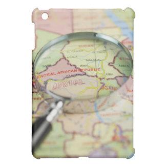 World Map, Africa iPad Mini Cases