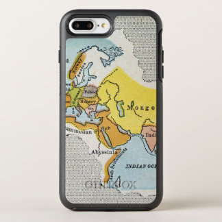 WORLD MAP, c1300. OtterBox Symmetry iPhone 8 Plus/7 Plus Case