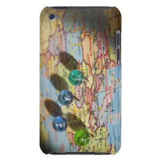 World Map, Europe Barely There iPod Cover