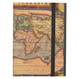 World Map from 1601 iPad Air Cover