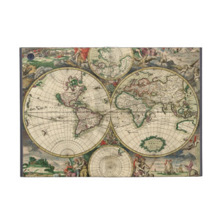World Map from 1689 Cover For iPad Mini