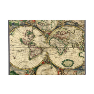 World Map of 1689 Gifts Case For iPad Mini