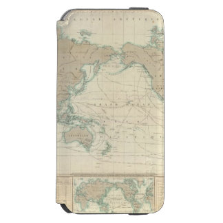 World Map of the Shipping Canals Incipio Watson™ iPhone 6 Wallet Case