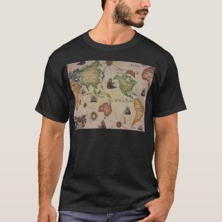 World Map Pacific T-Shirt