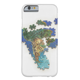 World Map South America 2 iPhone 6 Case