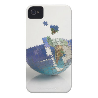 World Map, South America iPhone 4 Case-Mate Case