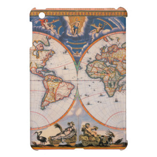 World Map - Weltkarte iPad Mini Case