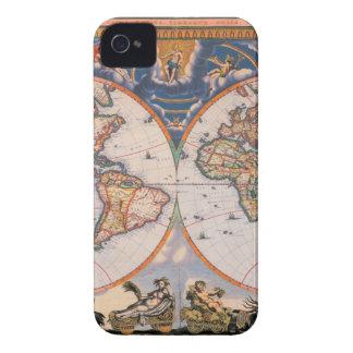 World Map - Weltkarte iPhone 4 Case-Mate Case