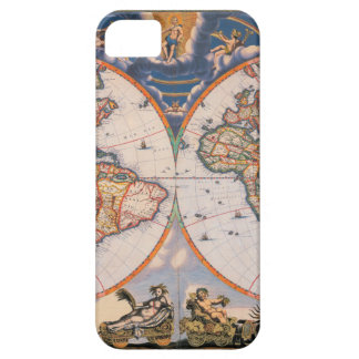 World Map - Weltkarte iPhone 5 Cover