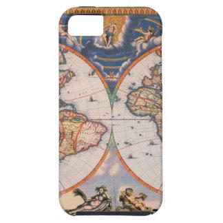 World Map - Weltkarte iPhone 5 Covers
