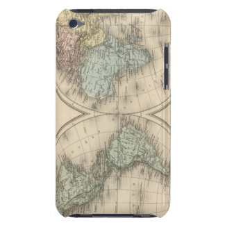 World maps iPod touch cover