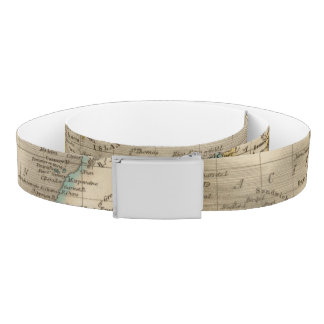 World, Mercator's Projection 2 Belt