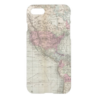 World, Mercator's projection iPhone 8/7 Case