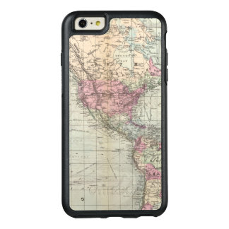 World, Mercator's projection OtterBox iPhone 6/6s Plus Case