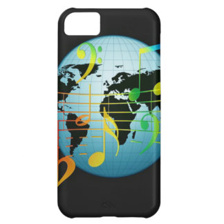 World Musical Notes iPhone 5C Case