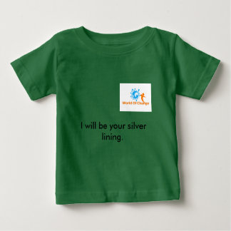 "World Of Change T-shirt ""Silver Lining"""