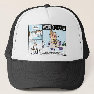 World of Cow Winter Variety Trucker Hat