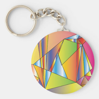 World of cubes key chains