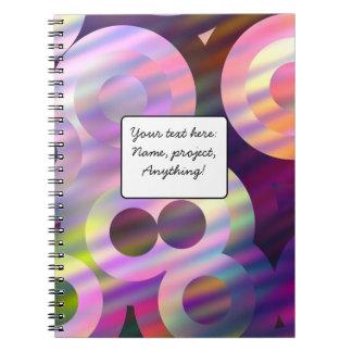 World Of Discs Notebooks
