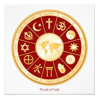 World of Faith Photograph