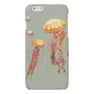 world of jellyfish iPhone 6 plus case