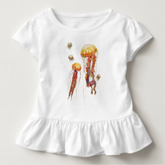 world of jellyfish toddler T-Shirt