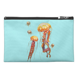 world of jellyfish travel accessory bag