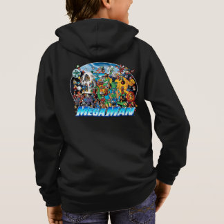 World of Mega Man 2 Hoodie