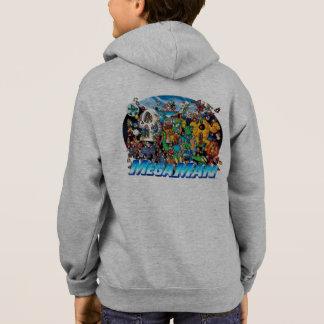 World of Mega Man Hoodie