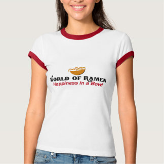 World Of Ramen T-shirt