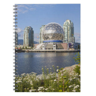 World of Science, Vancouver, British Columbia, Notebook