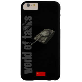 World of Tanks Object 140 Barely There iPhone 6 Plus Case