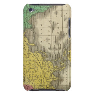 World On Mercator's Projection Barely There iPod Case