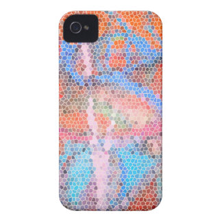 World Party Stained Glass iPhone 4 Cover