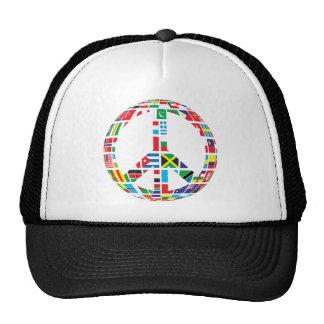 World peace apparel cap