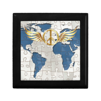 World peace gift box