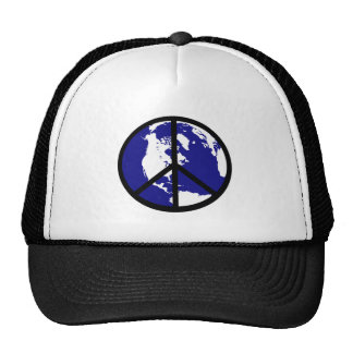 World Peace Trucker Hats