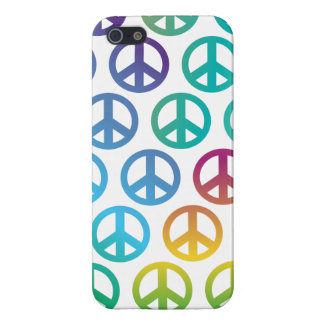 World Peace iPhone 5/5S Case