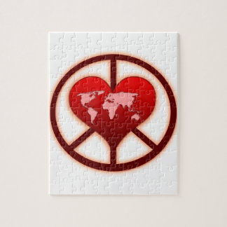 World Peace Jigsaw Puzzle