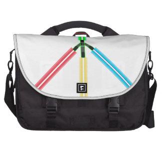World Peace Laser Swords Commuter Bags
