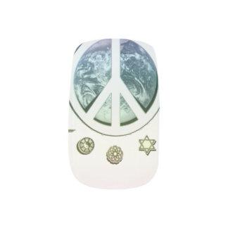 World Peace Minx ® Nail Art