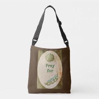 World Peas Crossbody Bag