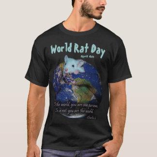World Rat Day T-Shirt
