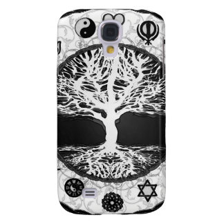 World Religions Tree of Life Galaxy S4 Case