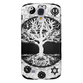World Religions Tree of Life Galaxy S4 Case