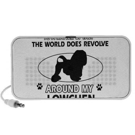 World revolves around my lawchen mp3 speaker