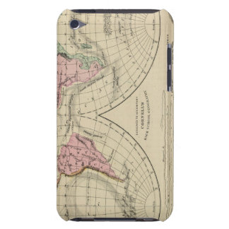 World, river systems iPod touch cover