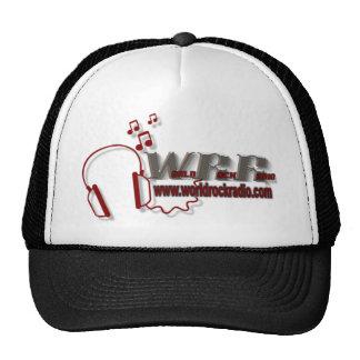 World Rock Radio Headphone Logo Hat